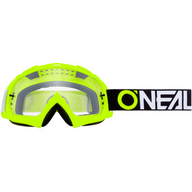 O'Neal B-10 Gafas, twoface-black/neon yellow-clear